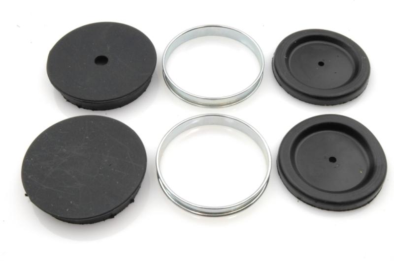 Correcteurs de houteur Commonde: ensemble Membrane