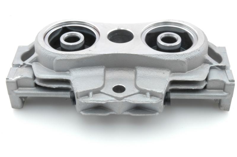 Patin mobile avec pistons de 42 mm et joints.
