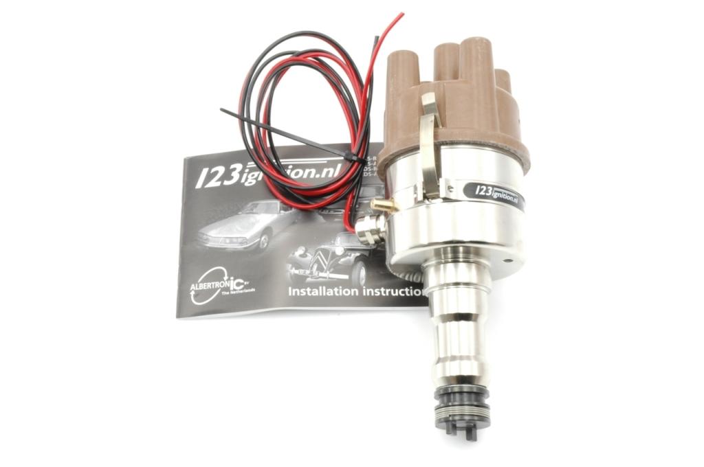 123ignition: Carburateur-vide.