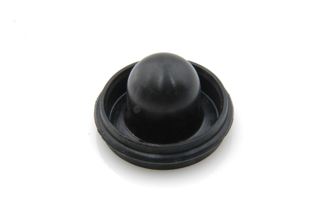 Doseur de frein (acier): Protecteur caoutchouc.