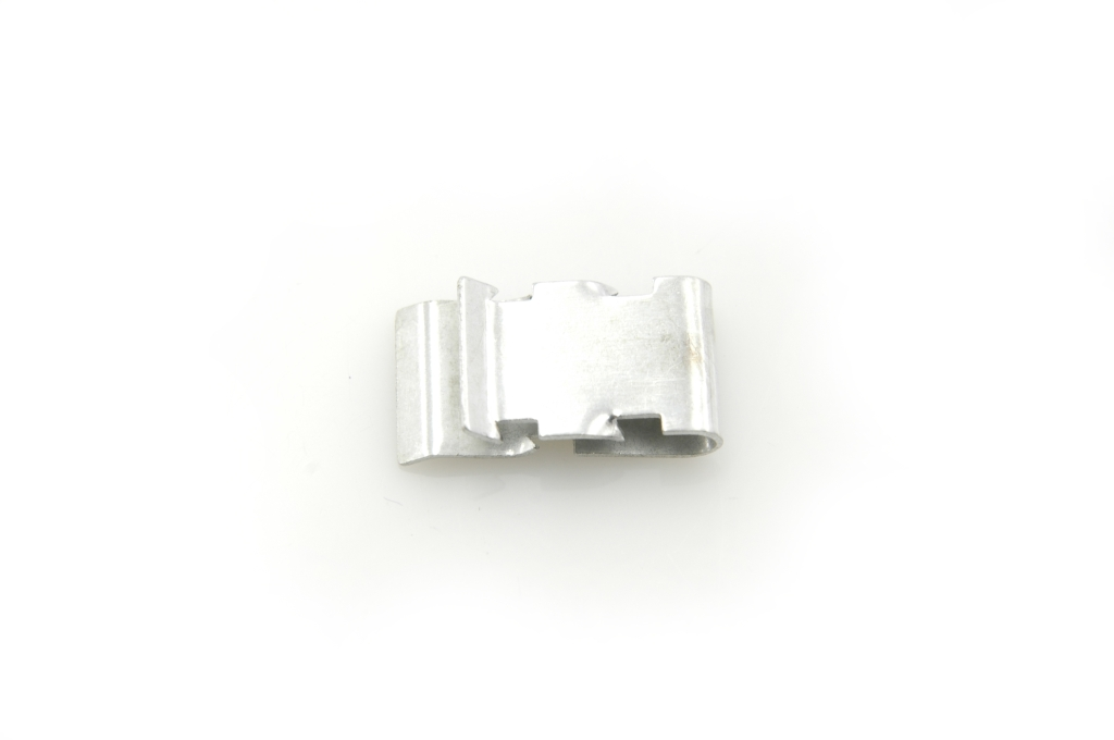Pavillon: Agrafe de bordure de finition AR (plastique).