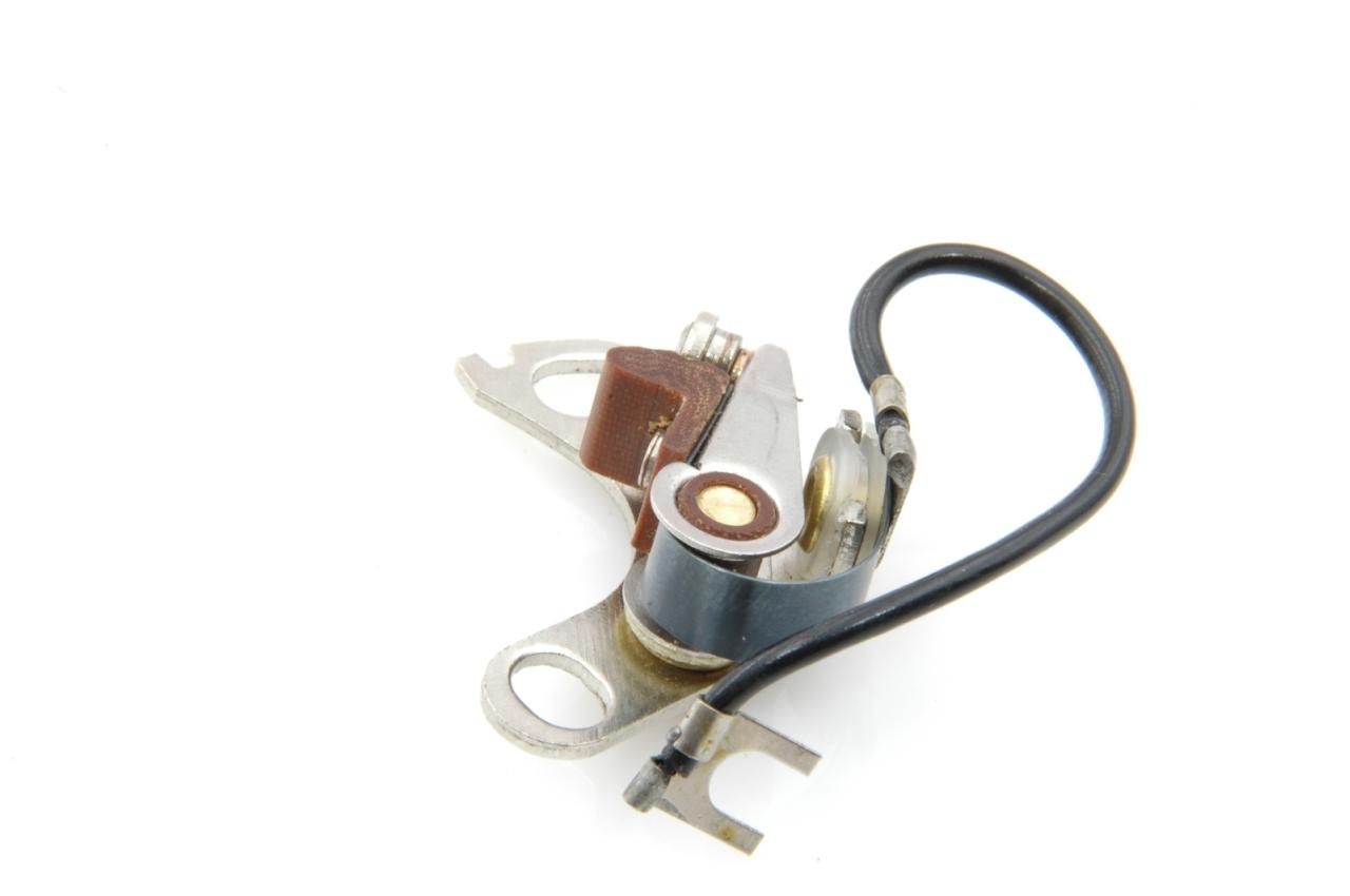 Circuit d'allumage: Rupteur.
