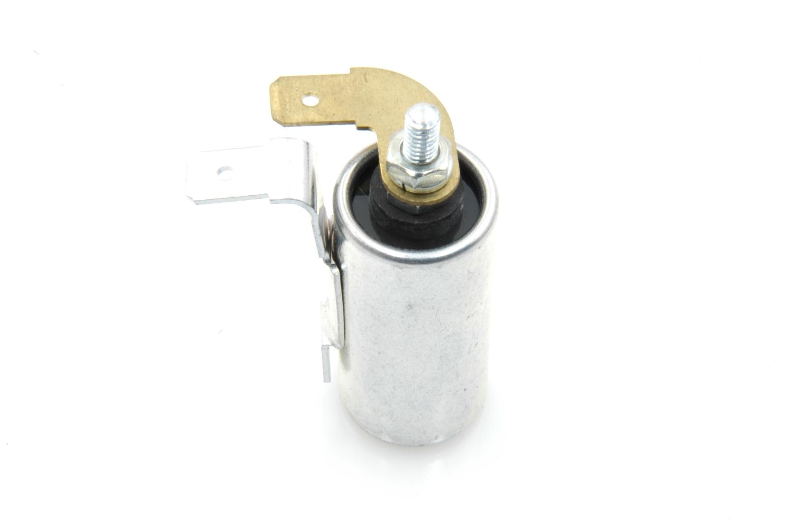 Circuit d'allumage: Condensateur (cassette).