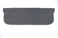 Garniture de tablette AR: noire (sans d