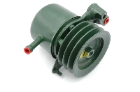 Pompe haute pression: poulie, 3 gorges