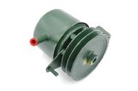 Pompe haute pression: poulie, 2 gorges