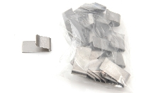 Welding clips (25X).